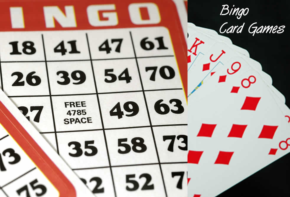 Bingo and Cards